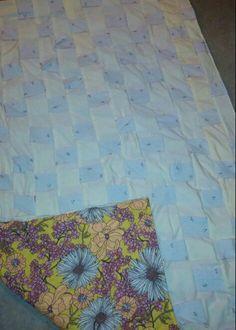 My 1st quilt
