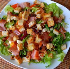 delicious salad...