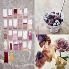 FASHION VIGNETTE: TRENDS // GLOBAL COLOR RESEARCH - A/W 2015-16 DUSKY BERRY . GUDY HERDER