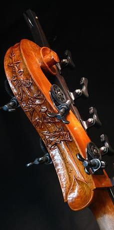 ©Seth Kimmel 2014 Bass maker, bass Luthier Eugene Oregon hand carved American Made real wood upright double bass violin sales