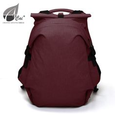 Cai Hiker Plus Laptop Backpack Wine Red