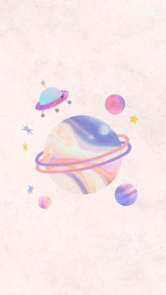 Galaxy Wallpaper Quotes, Galaxy Wallpaper Iphone, Space Phone Wallpaper, Planets Wallpaper, Mobile Wallpaper, Phone Backgrounds, Wallpaper Desktop, Galaxy Quotes, Cute Tumblr Wallpaper