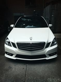 EeE Kurt • visualcocaine: Mercedes E350 Sport