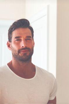 Hairy Men, Bearded Men, Joseph Cannata, Mustache Styles, Handsome Faces, Handsome Man, Beard Look, Smart Men, Hottest Male Celebrities