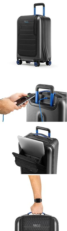 Bluesmart One – Smart Luggage: GPS, Remote Locking, Battery Charger | Craze Trend
