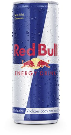 Red bull might not taste the best, but I remember getting them for free quite often, and I can't argue with a free energy drink.