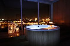 The Yeatman is a luxury hotel and spa in Porto and a haven for wine lovers. Panoramic views of Porto and the River Douro from every hotel room and suite. Hotels In Portugal, Spain And Portugal, Spa Hotel, Top 10 Hotels, Hotels And Resorts, Luxury Hotels, Spas, Wine Bath, Beste Hotels