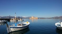 Nafplio, a town steeped in Greek history #Greek #travel #Nafplio Check out this awesome travel guide: