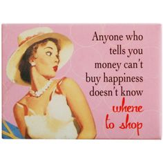 Magneetti hmb, Money can´t buy happiness