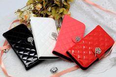 Lumiel Rose Quilting Wallet Case for LG G Flex 2.  $29.99