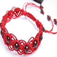 How To Make String Bracelet Bead Bracelet