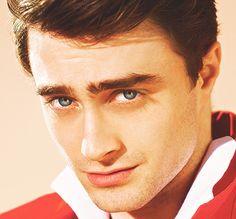 Daniel .. er... Harry! what!?!?! not gunna lie.. super hot!