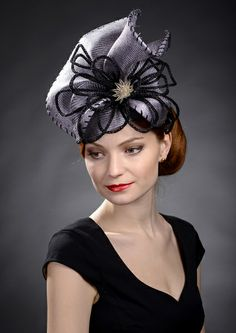 6b567fdcecb8f Hat by Marge Iilane  millinery  hats  HatAcademy Millinery Hats