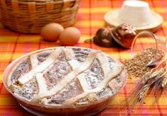 The Sweet Pie...(also eaten on Easter Eve)