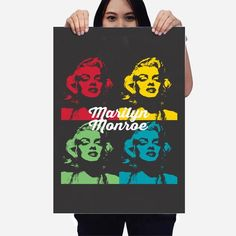 Pesan poster Marilyn Monroe ini di kamar kamu dengan kode LOW10 agar  diskon 10% >bit.ly/1YsMV0J