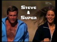 Steve & Super Bionic Man & Bionic Woman