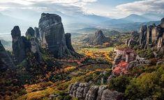 Фессалия — страна у подножия Олимпа
