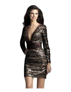 Clarisse Long Sleeve Cocktail Dress 2046, Brown, 8 Clarisse http://www.amazon.com/dp/B00CH4NLCG/ref=cm_sw_r_pi_dp_5Ehqub168NN69