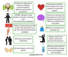 10 astuces pour éviter de crier Papa Positive, Coach Parental, Emotion, Yoga For Kids, Communication, Parenting, Positivity, Air, Stress Management