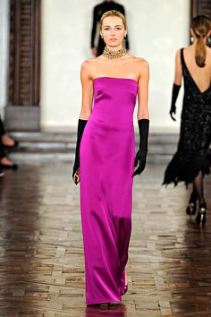 Ralph Lauren Fall 2012 RTW - Review - Fashion Week - Runway, Fashion Shows and Collections - Vogue - Vogue