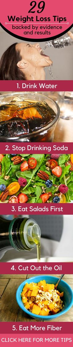 29 Weight Loss Tips by Carob Cherub | Weight loss tips backed by facts to get you results. Use these weight loss tips to plan for weight loss success. Try one or try them all. @carobcherub