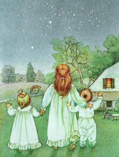 Eloise Wilkin ~ My all-time favorite children's book illustrator http://www.janetcampbell.ca/