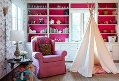 5 Stylish Playrooms — One Kings Lane — Live.Love.Home.