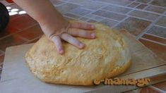 Pureed Food Recipes, Greek Recipes, Cooking Recipes, Tsoureki Recipe, My Favorite Food, Favorite Recipes, Greek Sweets, Bread And Pastries, Food Decoration
