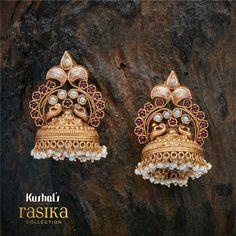 Rasika Jhumki Earring
