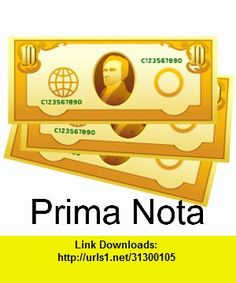 Prima Nota, iphone, ipad, ipod touch, itouch, itunes, appstore, torrent, downloads, rapidshare, megaupload, fileserve