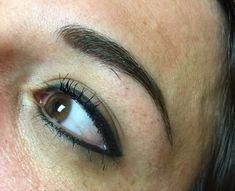 #permanent cosmetics eyeliner and eyebrows