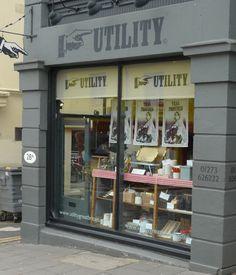 Utility. Shop in Brighton.