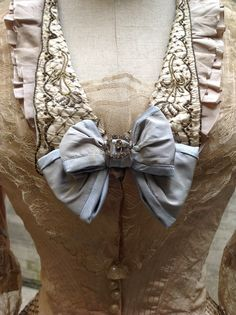 1876 reproduction bodice