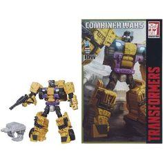 Transformers Generations Combiner Wars Deluxe Class Swindle, Multicolor