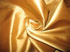 Gold Silk Velvet