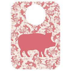 Actually i was hoping the lobster bib would pin. It would be so cute for Alex. Cocoboh�me's Animal Bib