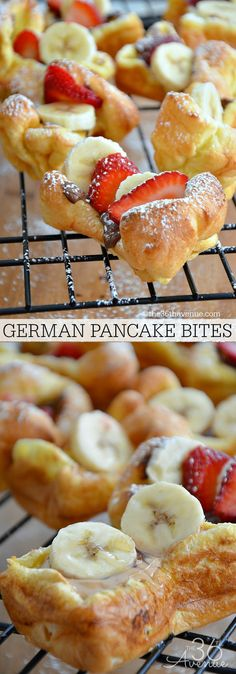 Recipes - German Pan