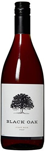 Red Wine - 2015 Black Oak Pinot Noir Delle Venezie Italian Red Wine 750 ml ** Click image to review more details.