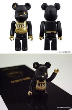BTS bearbrick