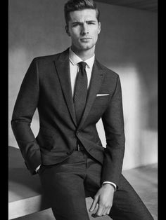 suits men Naked business