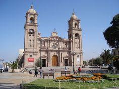 Cathedral, Tacna, Peru