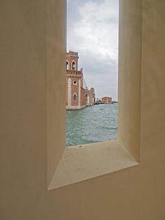 by Eduardo Souto de Moura, Windows, Venezia, 2012