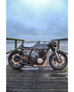 Yamaha XS750 1979 Cafe Racer by Robinson's Speed Shop #motorcycles #caferacer #motos | caferacerpasion.com