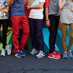 #Espark New Balance ile cool bir duruş yakalayın.