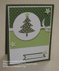 a card a day, Shauna Cundick, stampin up