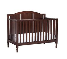 Catalina Fixed Gate 3-in-1 Crib #pbkids
