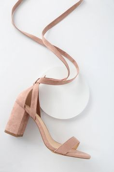 Bridesmaid Heel Option :: Order in Mauve