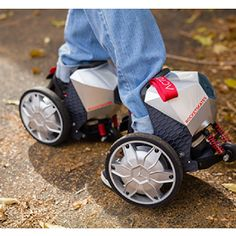 Les patins motorisés : Rocketskates d'Acton Idées de cadeaux insolites et originaux sur Cadeaux 2 Ouf !.: Les patins motorisés : Rocketskates d'Acton