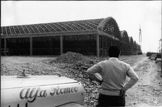 The Time Machine – The Museum of Alfa Romeo History of Arese Renovation and new exhibition installations: Camerana&Partners Location: Arese (MI), Italy Images courtesy of Museo Alfa Romeo