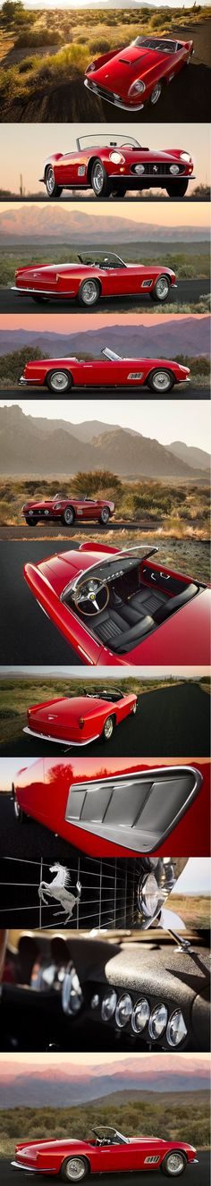 1958 Ferrari 250 GT California Spider